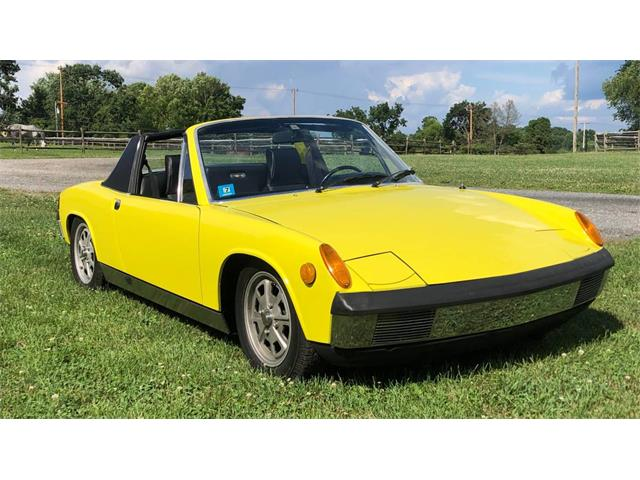 1972 Porsche 914 (CC-1384825) for sale in Media, Pennsylvania