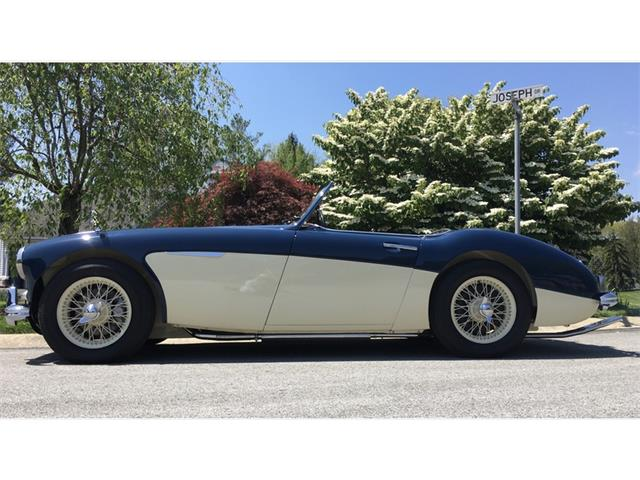 1962 Austin-Healey 3000 Mark II (CC-1384840) for sale in Media, Pennsylvania