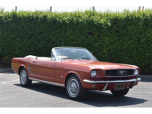 1966 Ford Mustang (CC-1384841) for sale in Costa Mesa, California