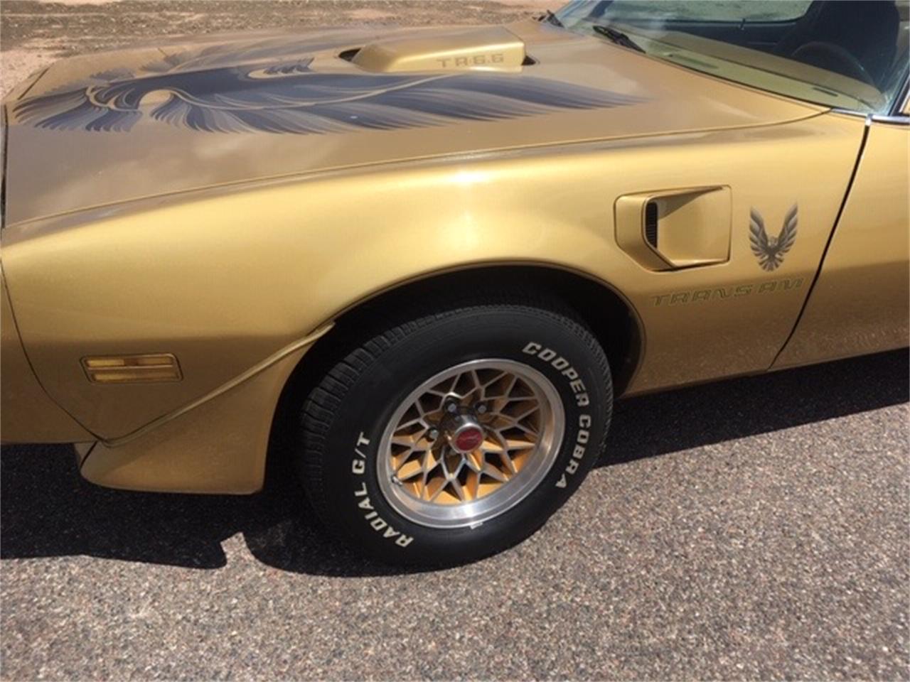 1979 Pontiac Firebird Trans Am WS6 (CC-1384844) for sale in Scottsdale, Arizona