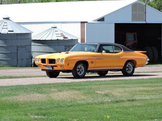1970 Pontiac GTO (The Judge) (CC-1384852) for sale in Scottsdale, Arizona