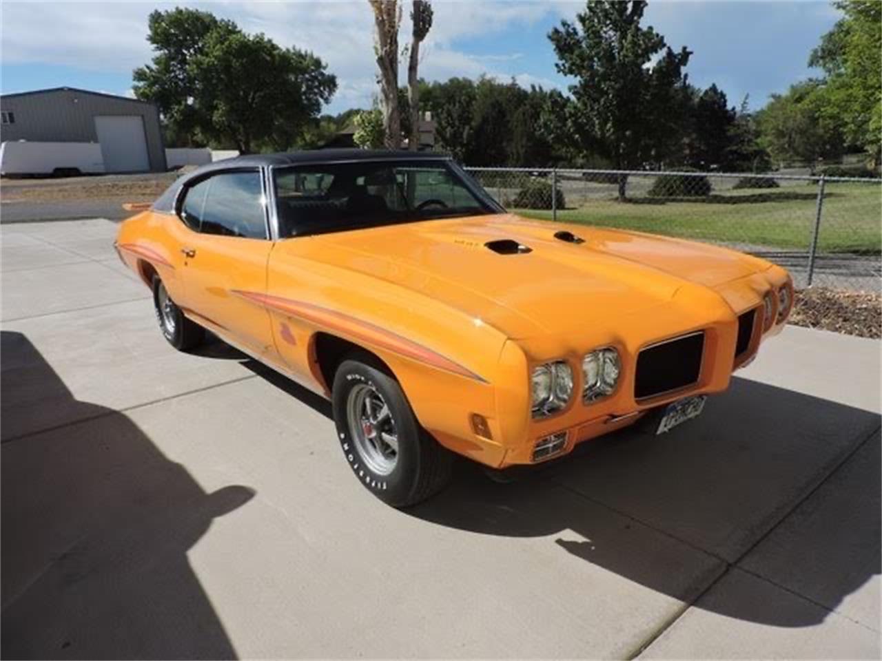1970 Pontiac GTO (The Judge) (CC-1384852) for sale in Scottsdale, Arizona