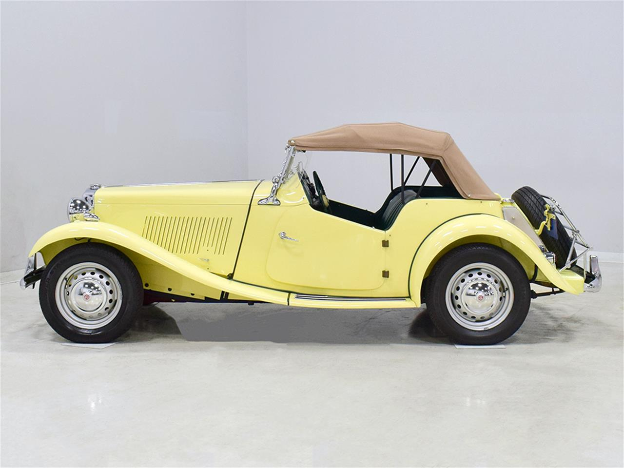 1953 MG TD (CC-1384854) for sale in Macedonia, Ohio