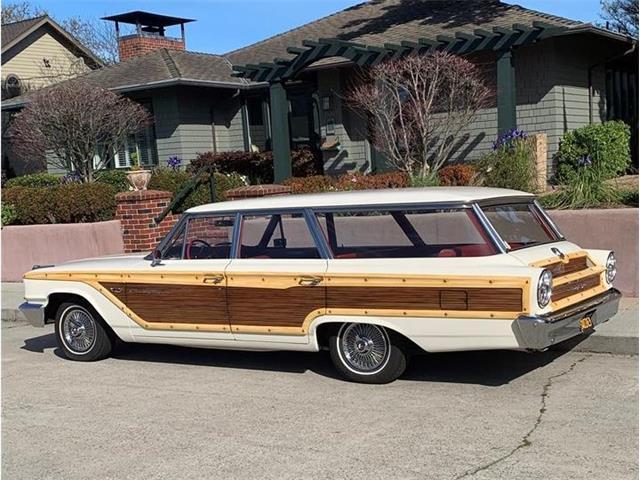 1963 Ford Country Squire (CC-1384856) for sale in Santa Cruz, California