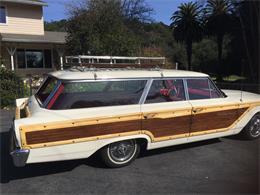 1963 Ford Country Squire (CC-1384856) for sale in Santa Cruz, California