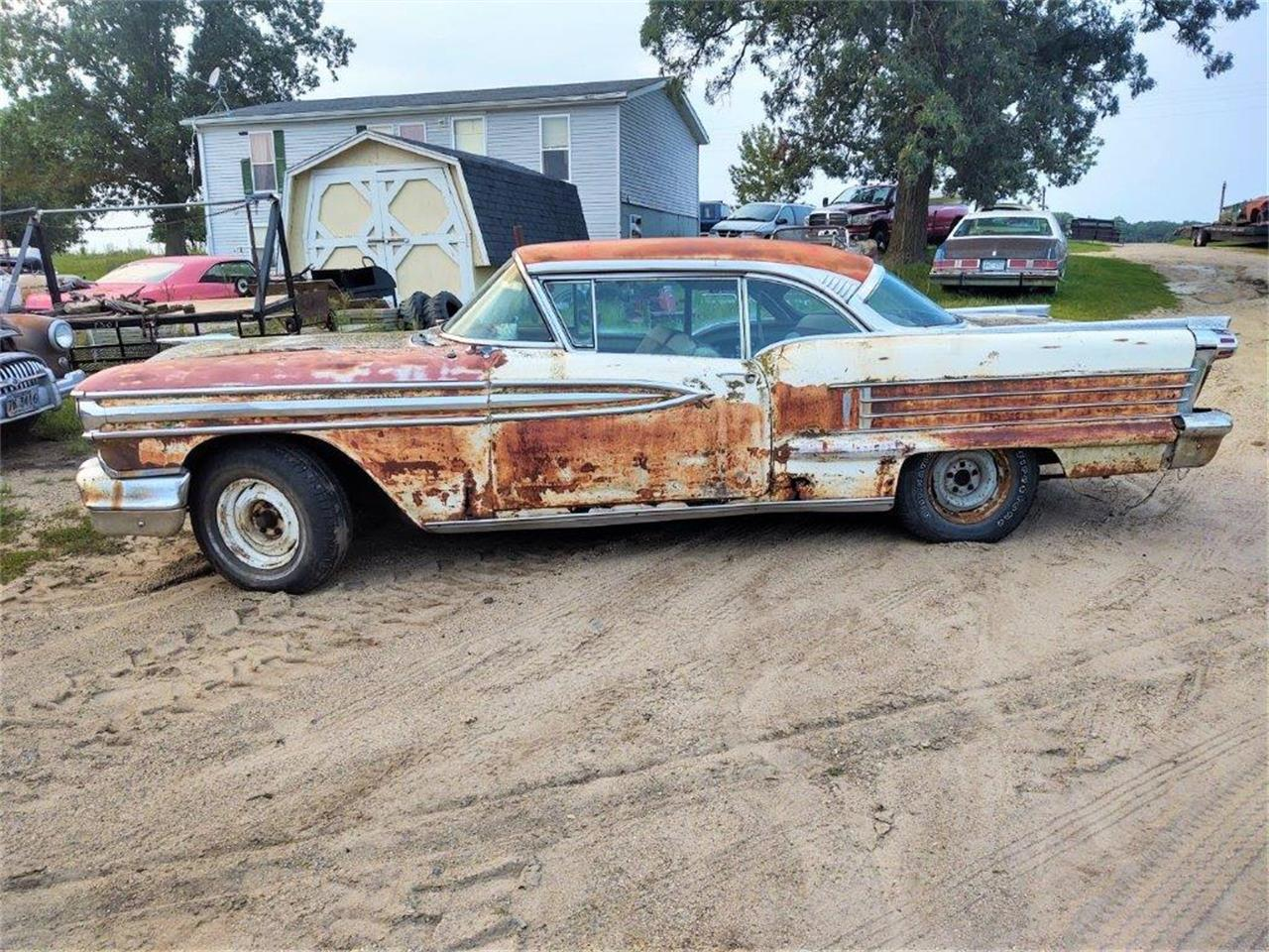 1958 Oldsmobile 98 (CC-1384859) for sale in Parkers Prairie, Minnesota