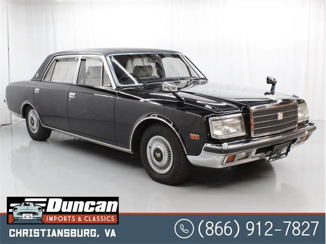 1990 Toyota Century (CC-1384866) for sale in Christiansburg, Virginia