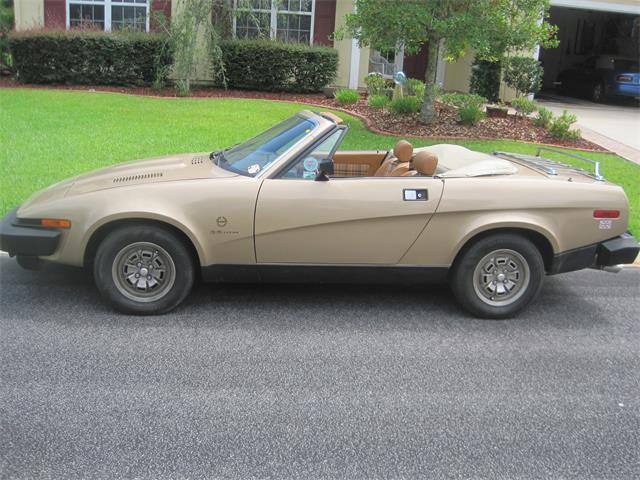 1980 Triumph TR8 (CC-1380487) for sale in Bluffton, South Carolina