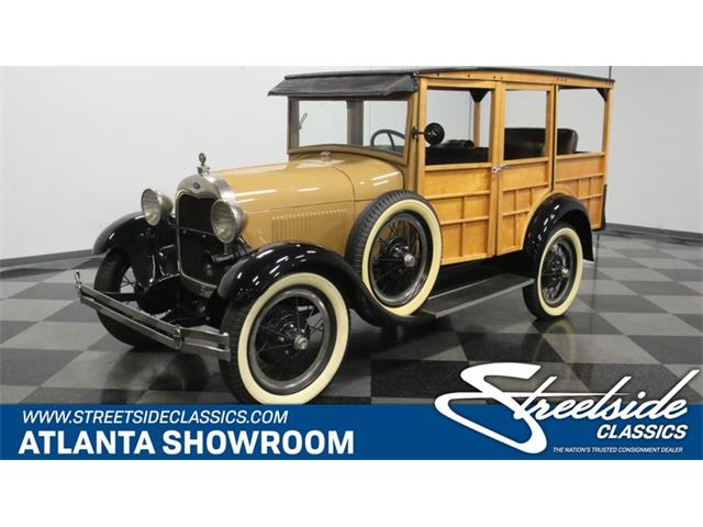 1929 Ford Model A (CC-1384889) for sale in Lithia Springs, Georgia