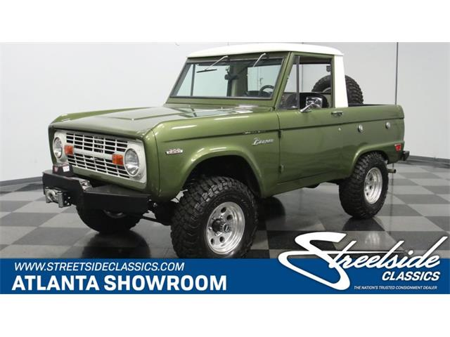 1969 Ford Bronco (CC-1384899) for sale in Lithia Springs, Georgia