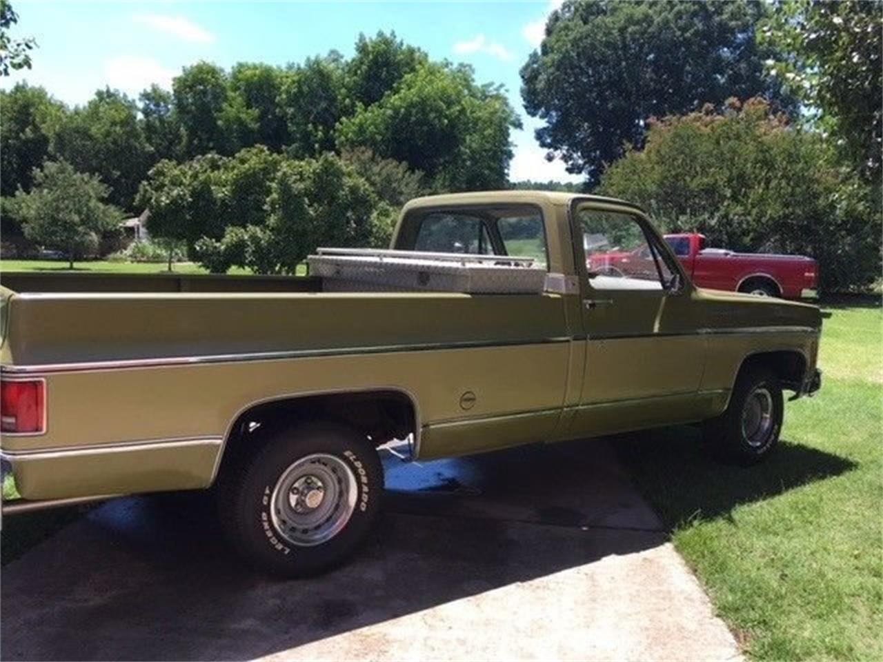 1974 Chevrolet Pickup (CC-1380049) for sale in Youngville, North Carolina