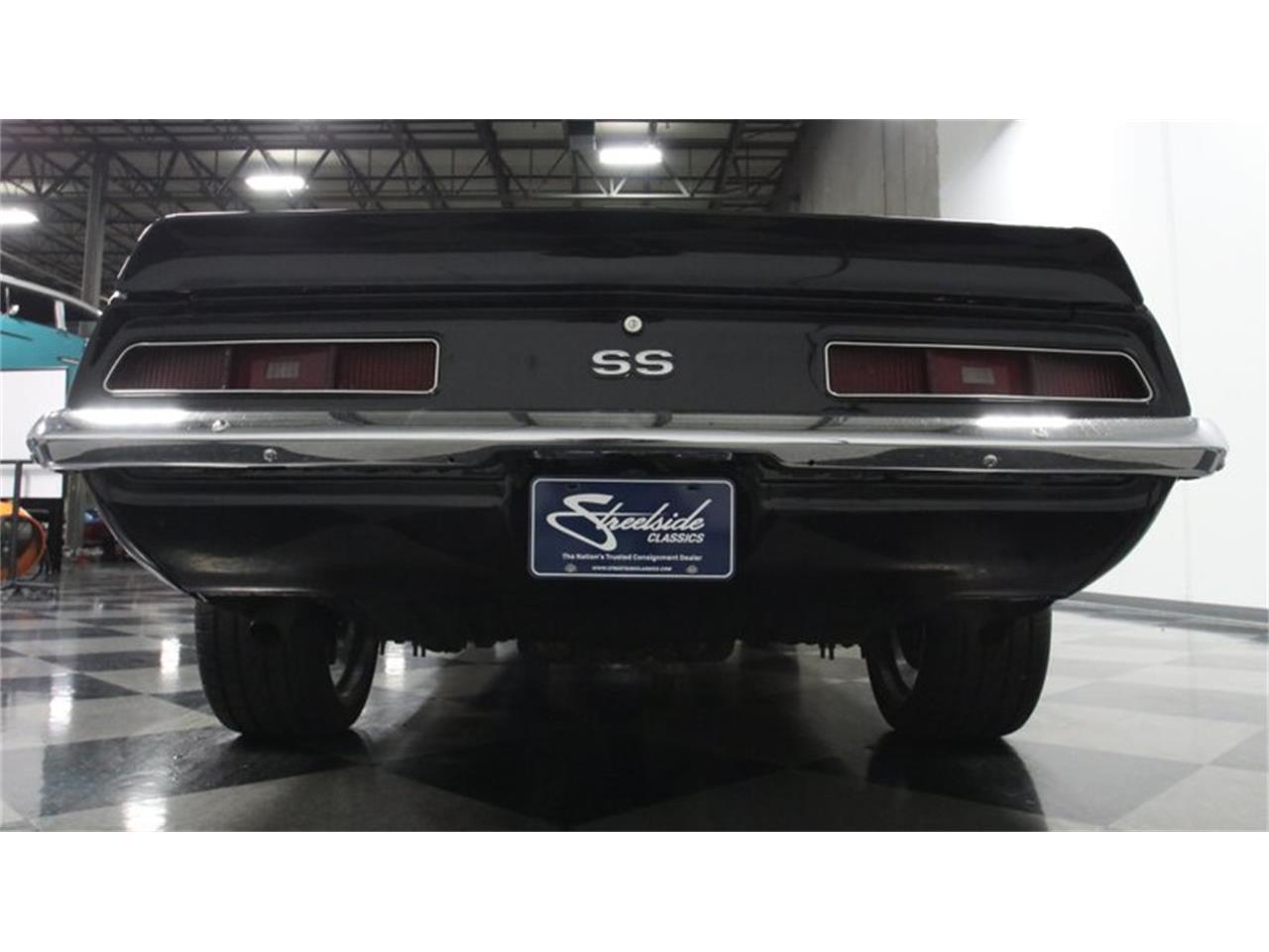 1969 Chevrolet Camaro (CC-1384907) for sale in Lithia Springs, Georgia
