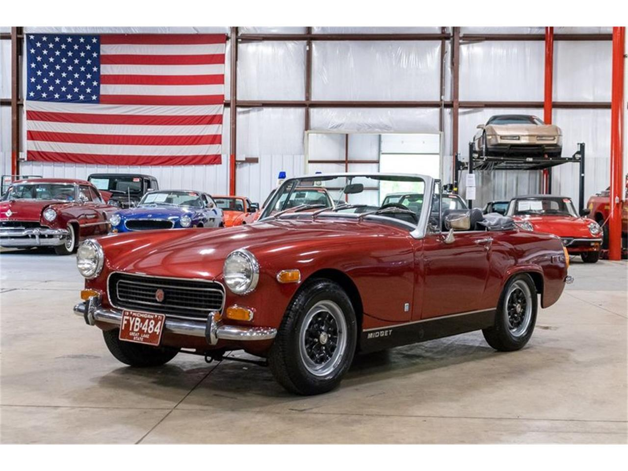 1971 MG Midget (CC-1380493) for sale in Kentwood, Michigan