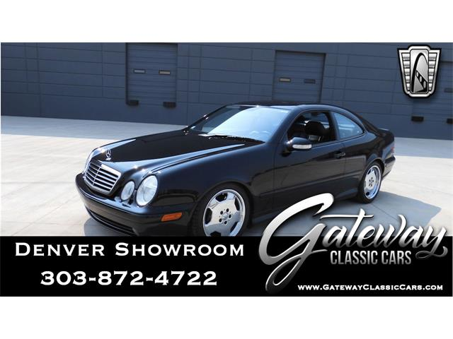 2002 Mercedes-Benz CLK-Class (CC-1384937) for sale in O'Fallon, Illinois