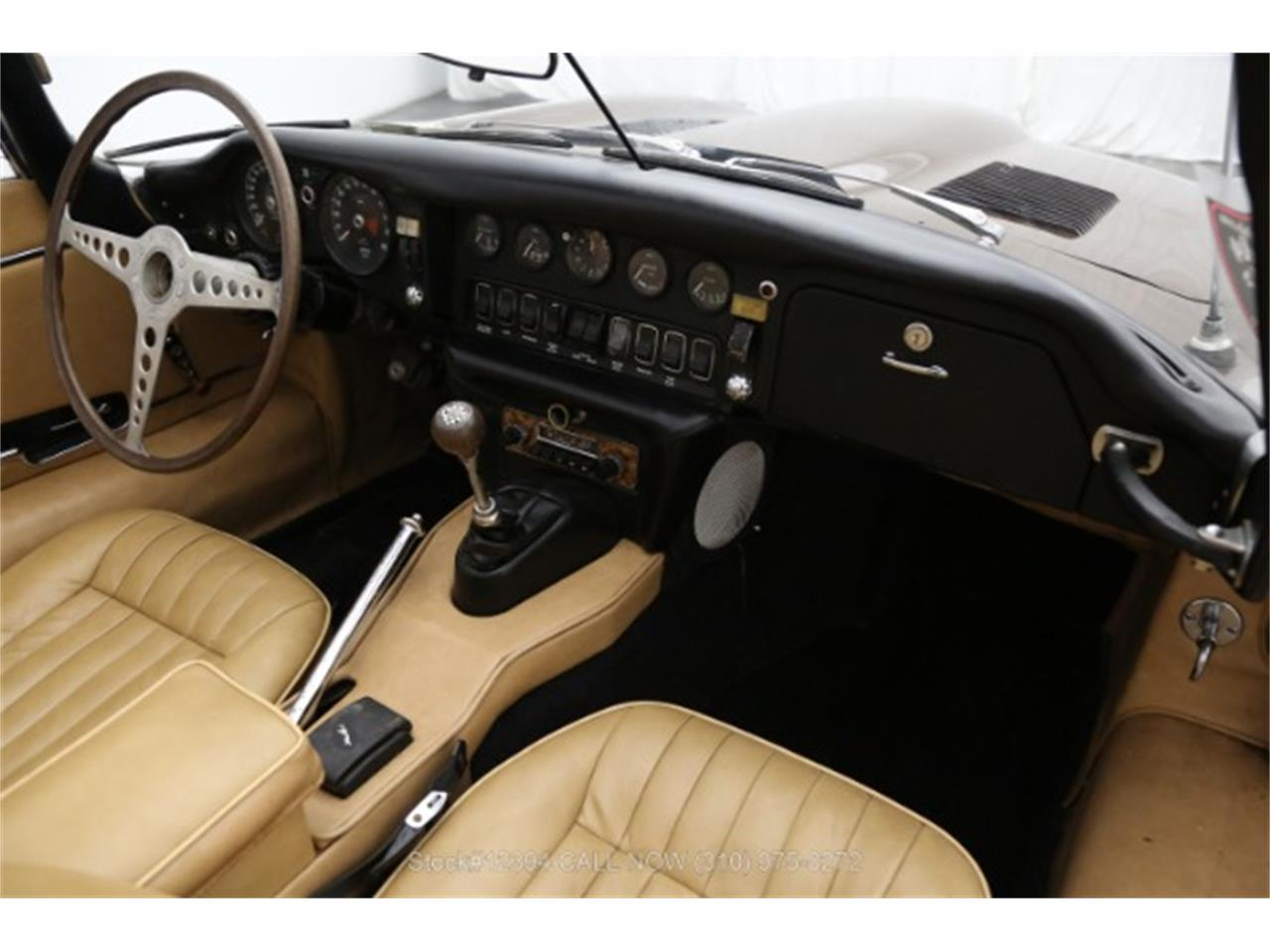 1971 Jaguar XKE (CC-1384944) for sale in Beverly Hills, California