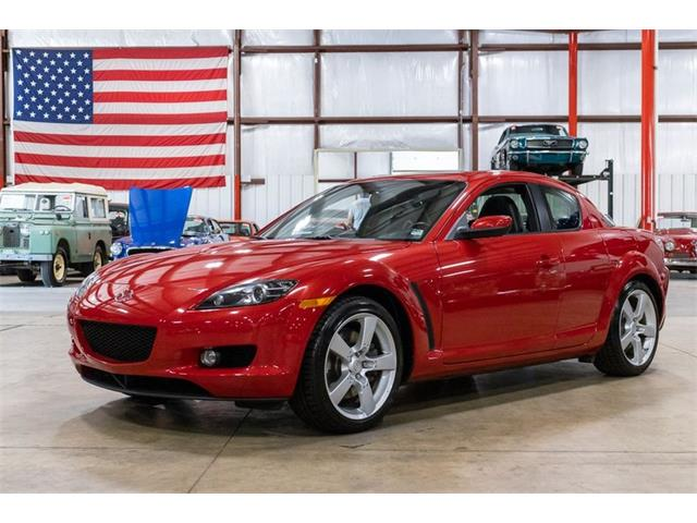 2004 Mazda RX-8 (CC-1380496) for sale in Kentwood, Michigan