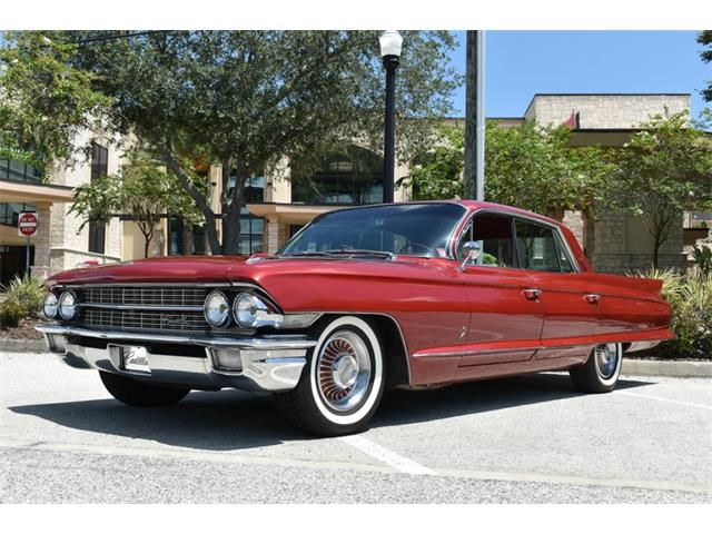 1962 Cadillac Fleetwood (CC-1384976) for sale in Lakeland, Florida