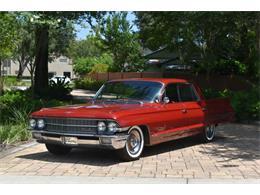 1962 Cadillac Fleetwood (CC-1384976) for sale in Lakeland, Florida