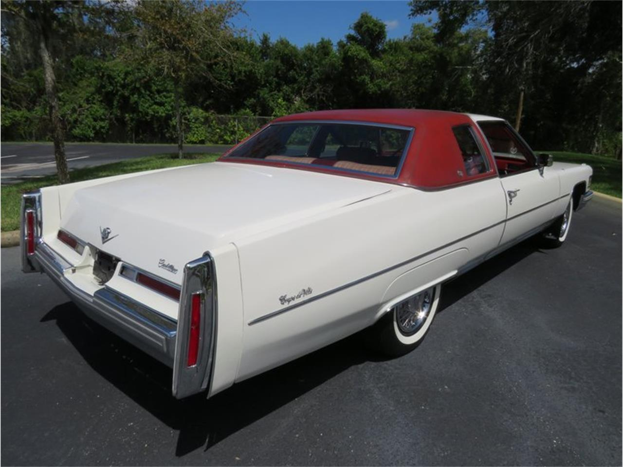 1975 Cadillac DeVille (CC-1384977) for sale in Lakeland, Florida