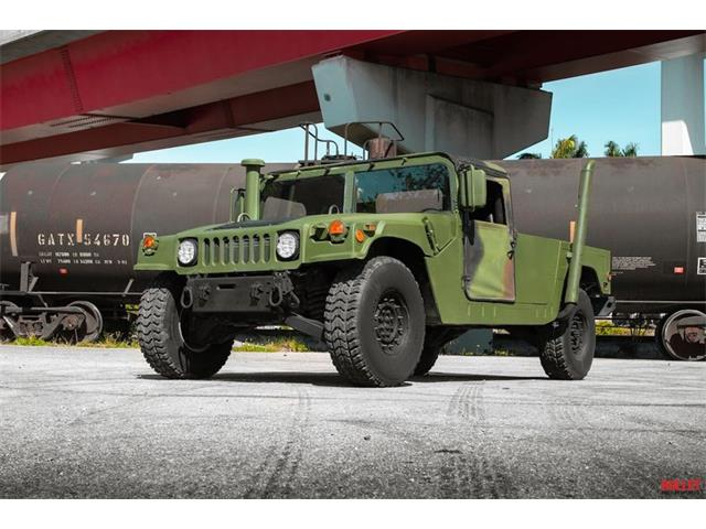 2000 AM General Hummer (CC-1384993) for sale in Fort Lauderdale, Florida