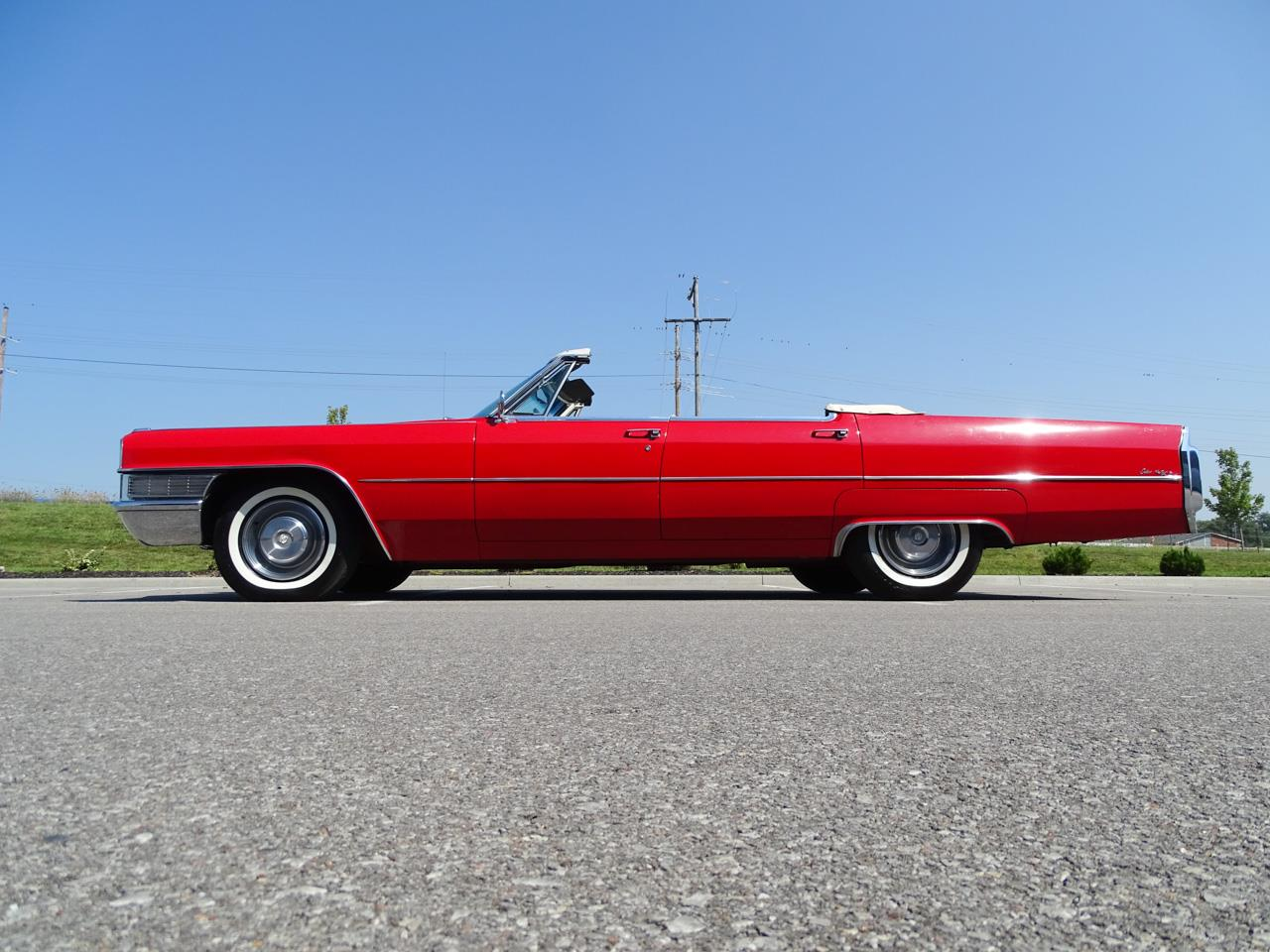 1965 Cadillac DeVille (CC-1384994) for sale in O'Fallon, Illinois