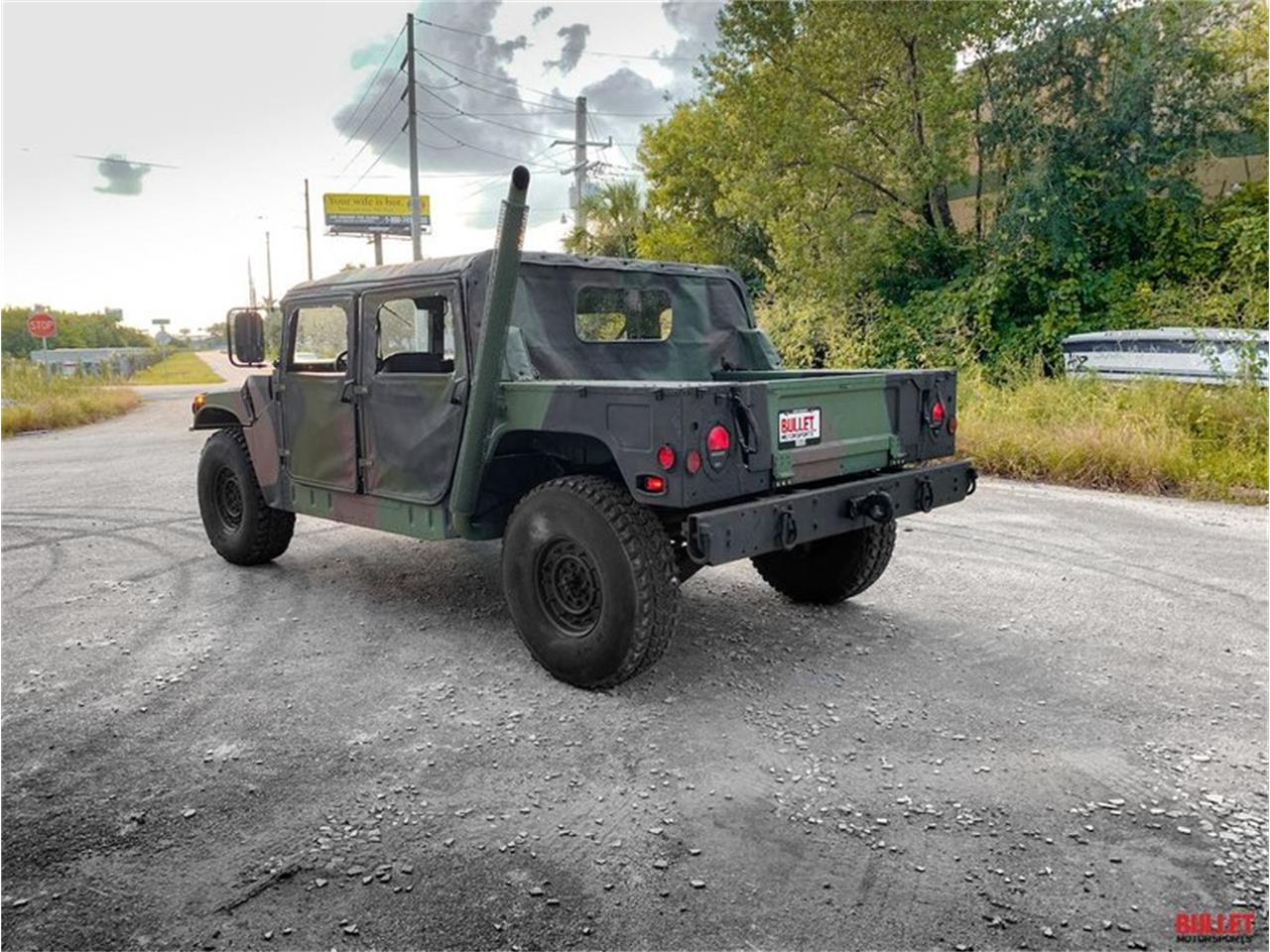 2000 AM General Hummer (CC-1384995) for sale in Fort Lauderdale, Florida