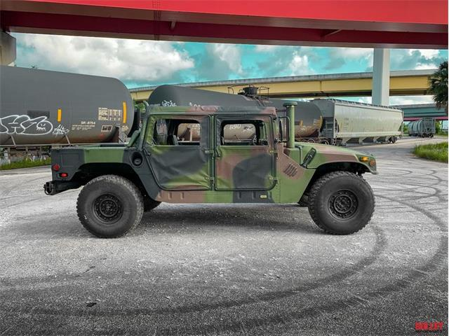 2000 AM General Hummer (CC-1384995) for sale in Fort Lauderdale, Florida