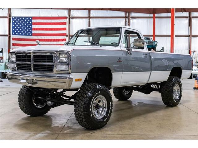 1989 Dodge D250 (CC-1380005) for sale in Kentwood, Michigan