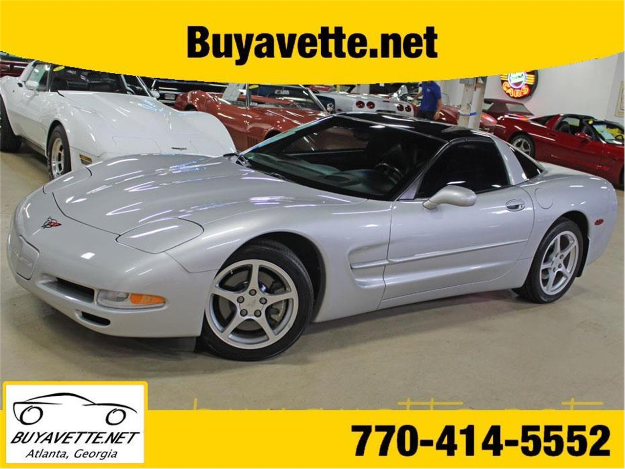 2000 Chevrolet Corvette (CC-1385005) for sale in Atlanta, Georgia