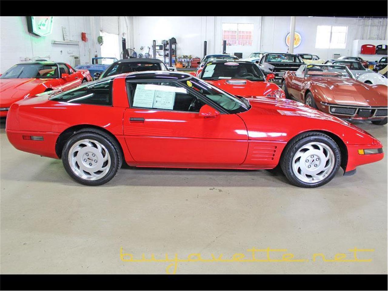 1991 Chevrolet Corvette (CC-1385007) for sale in Atlanta, Georgia
