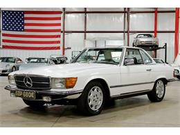 1979 Mercedes-Benz 280SL (CC-1380501) for sale in Kentwood, Michigan