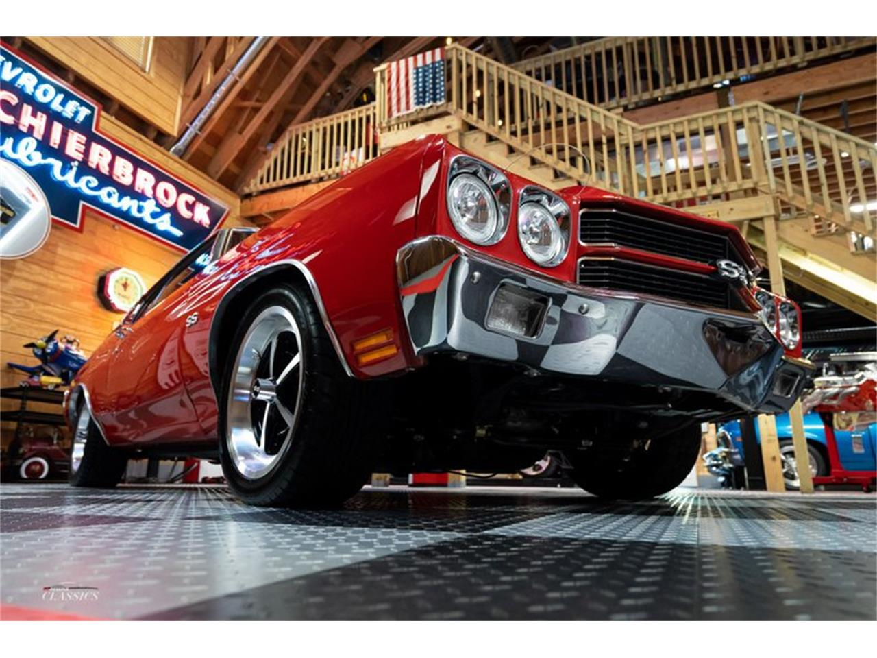 1970 Chevrolet Chevelle (CC-1385030) for sale in Green Brook, New Jersey