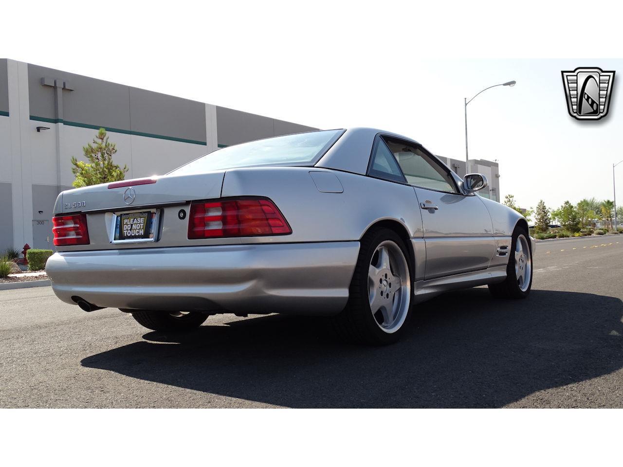 1999 Mercedes-Benz SL500 (CC-1385033) for sale in O'Fallon, Illinois