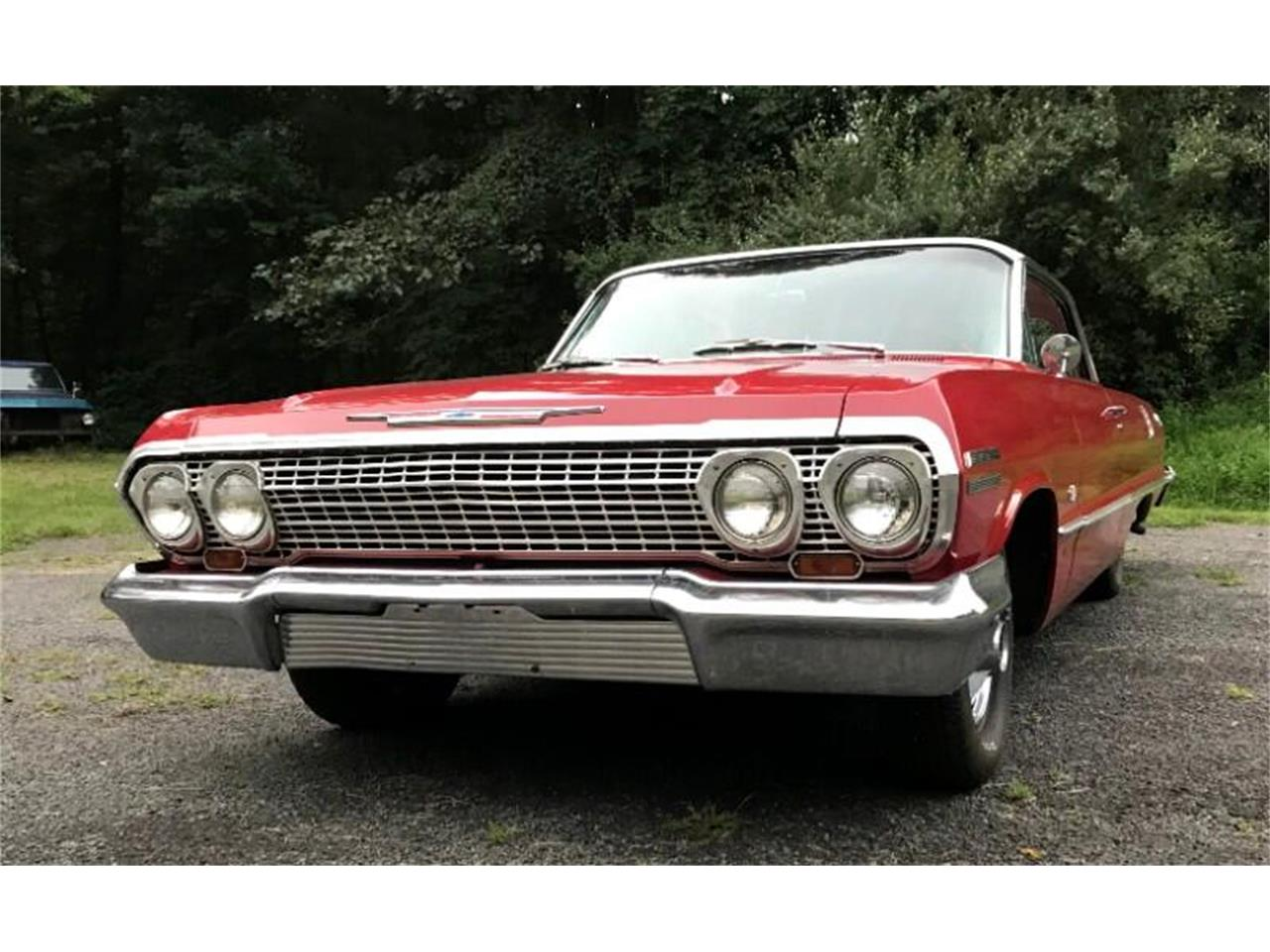 1963 Chevrolet Impala SS (CC-1385035) for sale in Harpers Ferry, West Virginia