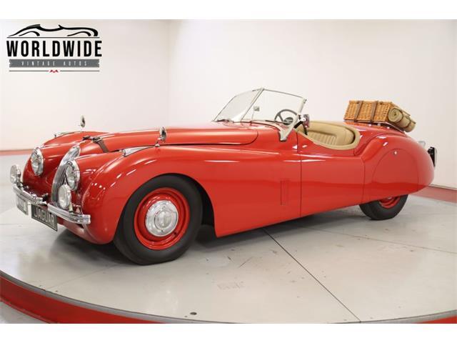 1952 Jaguar XK (CC-1380504) for sale in Denver , Colorado