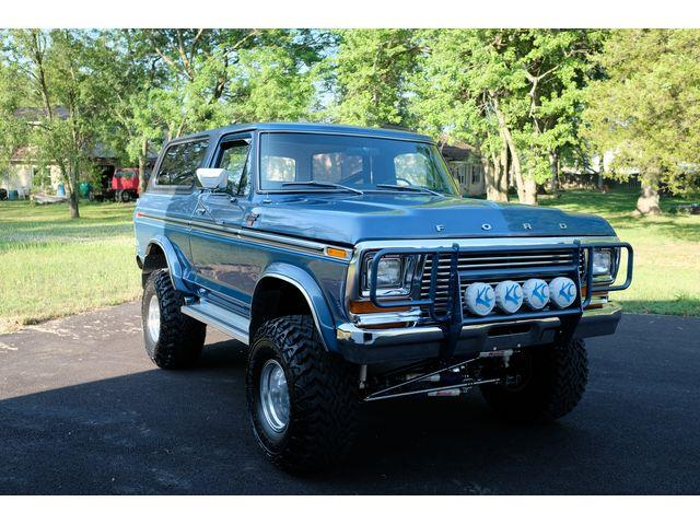 1979 Ford Bronco (CC-1385050) for sale in Carlisle, Pennsylvania