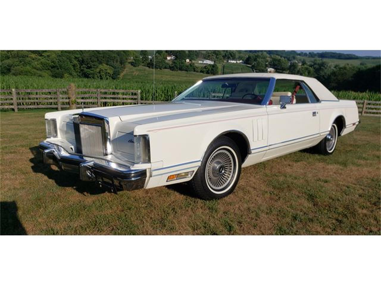 1978 Lincoln Mark V (CC-1385057) for sale in Carlisle, Pennsylvania