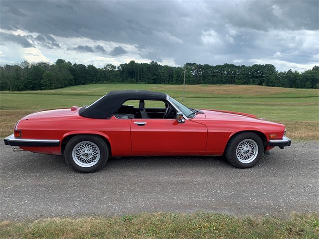 1990 Jaguar XJS (CC-1385076) for sale in Dallas, Pennsylvania
