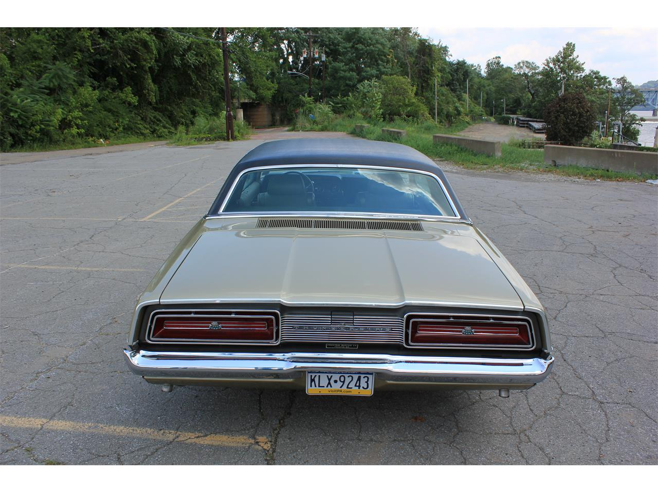 1969 Ford Thunderbird (CC-1385078) for sale in Pittsburgh, Pennsylvania
