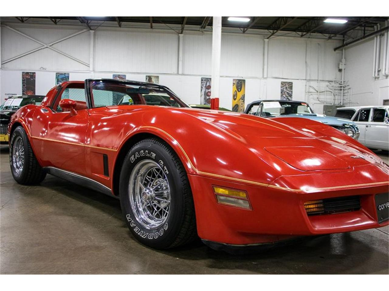 1980 Chevrolet Corvette (CC-1380509) for sale in Kentwood, Michigan