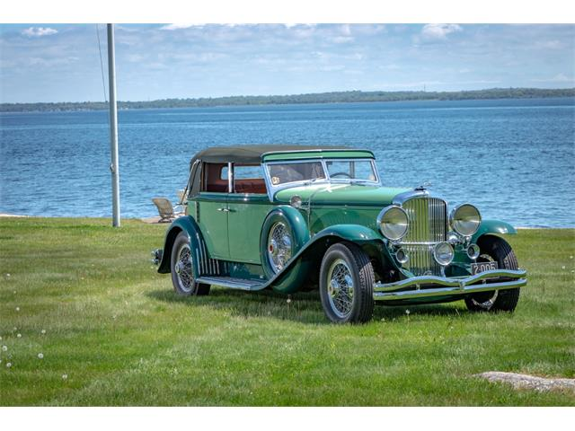 1934 Duesenberg Model J (CC-1385097) for sale in Providence, Rhode Island