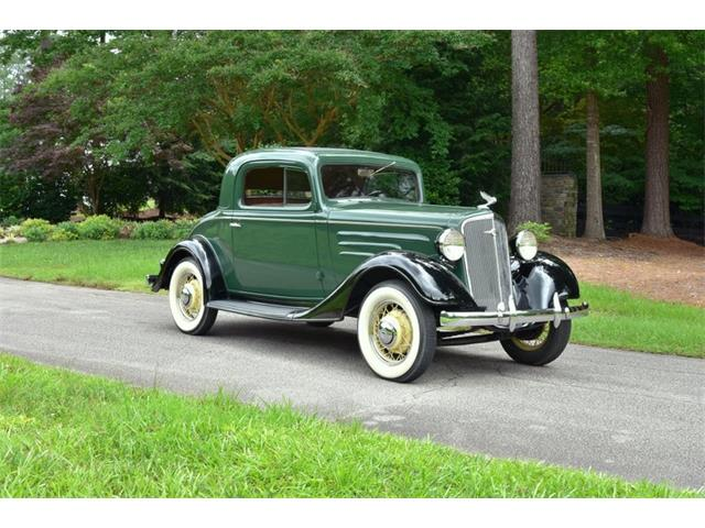 1935 Chevrolet Coupe (CC-1380051) for sale in Youngville, North Carolina