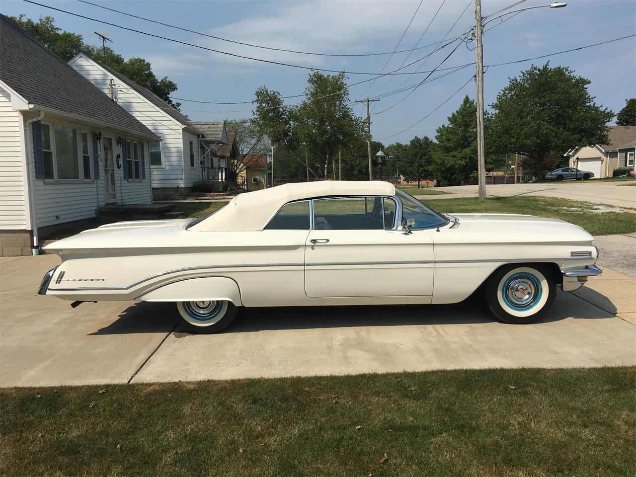 1960 Oldsmobile Dynamic 88 (CC-1385118) for sale in Beecher, Illinois
