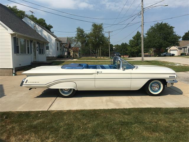 1960 Oldsmobile Dynamic 88 (CC-1385118) for sale in Beecher, Illinois