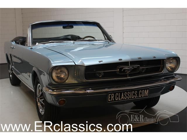 1965 Ford Mustang (CC-1380512) for sale in Waalwijk, Noord-Brabant