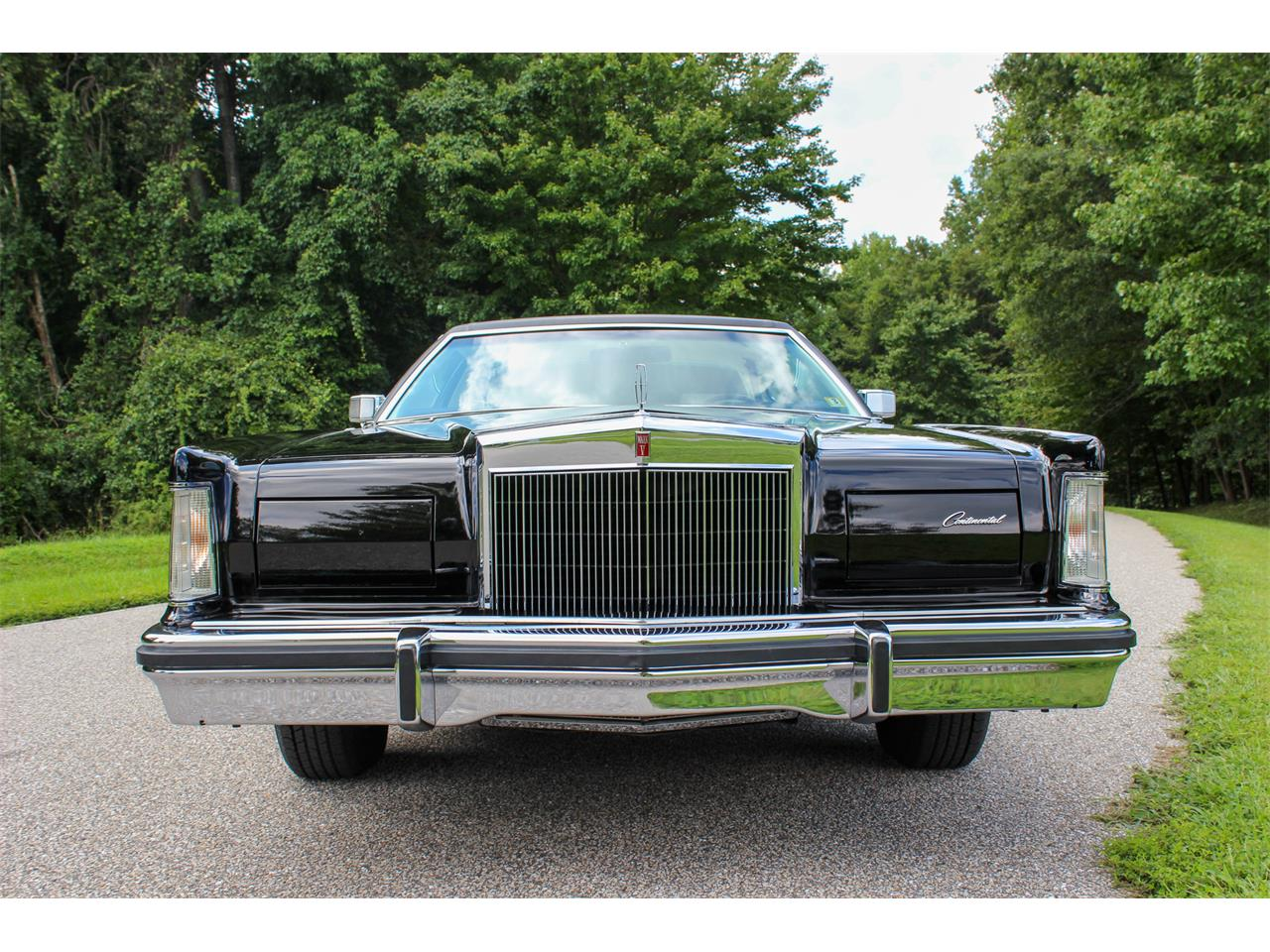 1977 Lincoln Continental Mark V (CC-1385138) for sale in Crofton, Maryland
