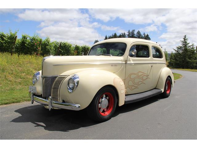1940 Ford Tudor (CC-1385143) for sale in Newberg, Oregon