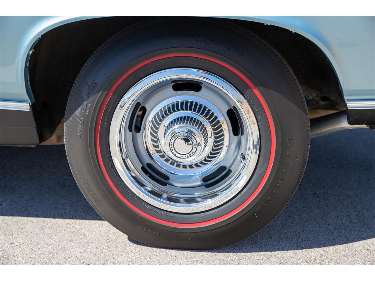 1968 Chevrolet Chevelle SS (CC-1385146) for sale in Boulder City, Nevada