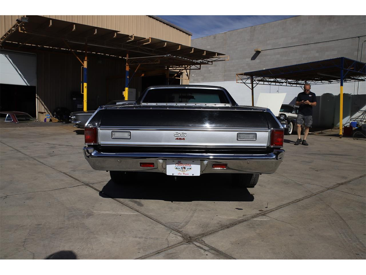 1971 Chevrolet El Camino SS (CC-1385150) for sale in Boulder City, Nevada