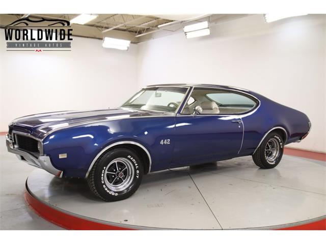 1969 Oldsmobile 442 (CC-1380520) for sale in Denver , Colorado